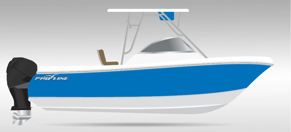 My Boat - 23 Dual Console