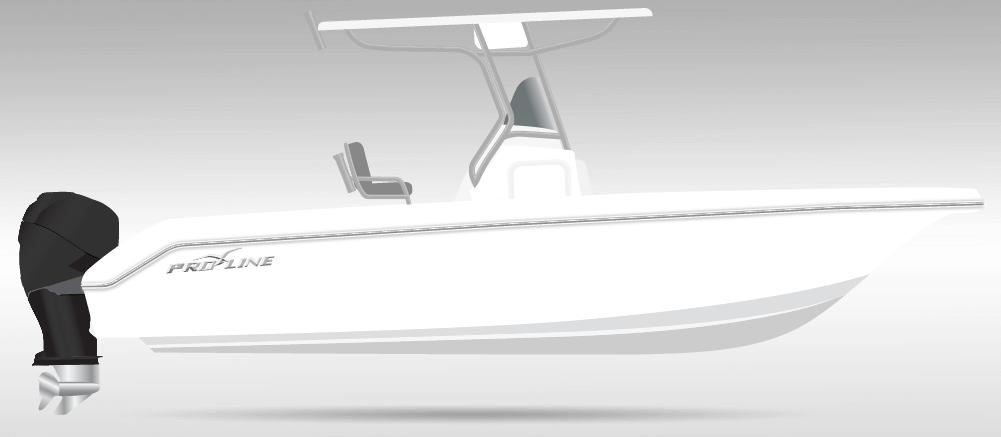 My Boat - 26 Super Sport