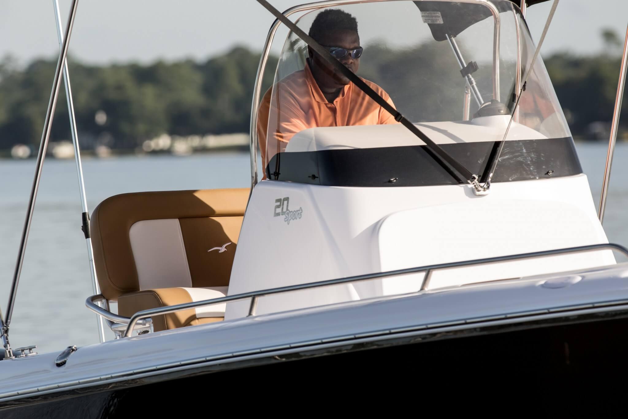 20 Sport | Models | Pro-Line Boats | USA