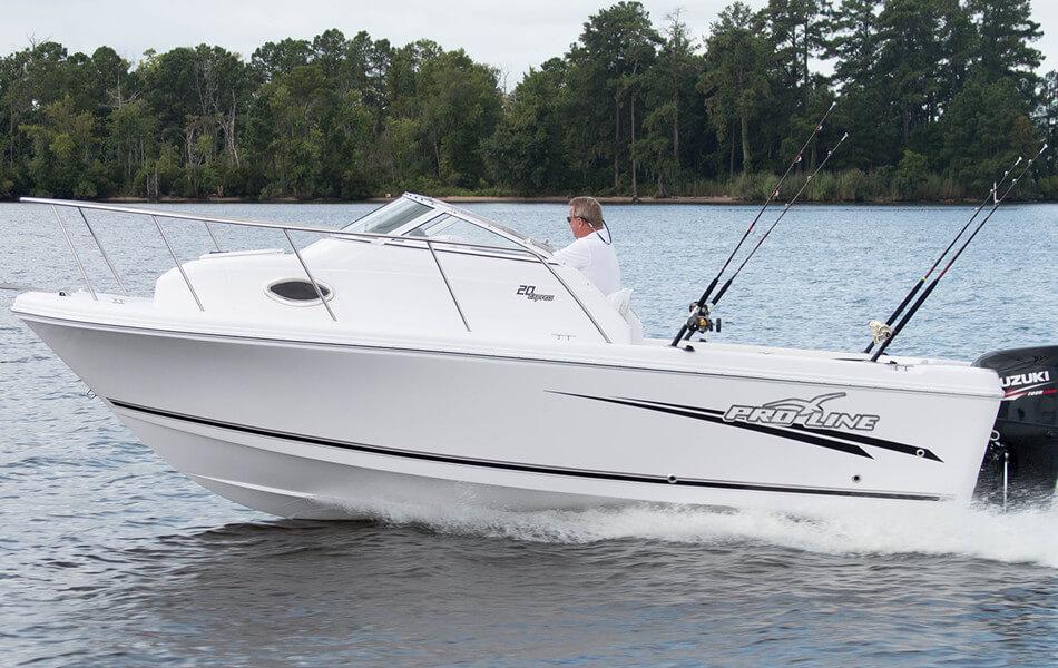 Proline Boats For Sale >> 20 Express | Models | Pro-Line Boats | USA