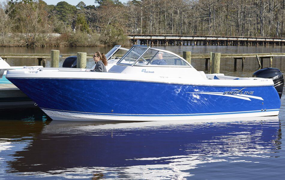 Proline Boats For Sale >> 23 Dual Console Models Pro Line Boats Usa