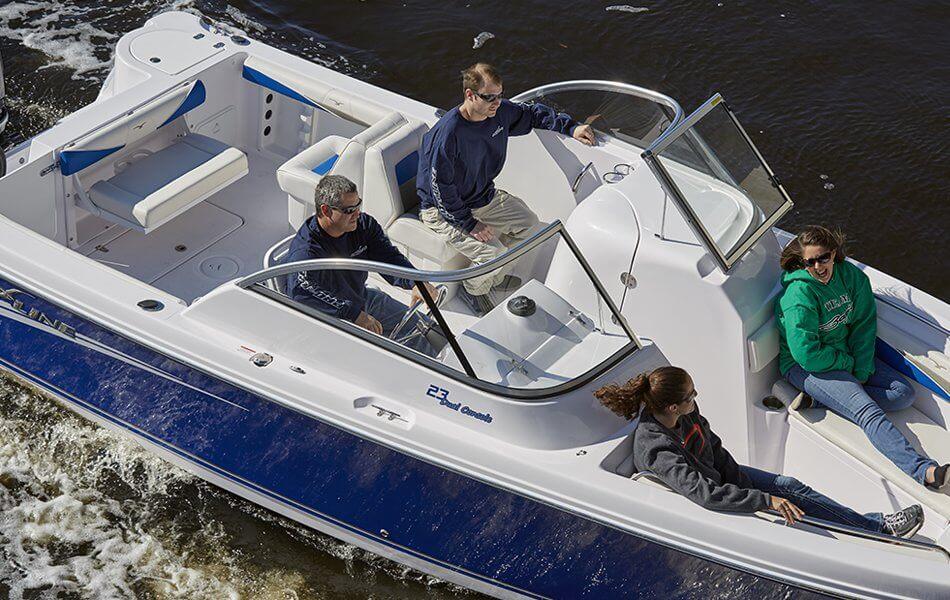 ... Pro Line Boats 23 Dual Console Center Console  ...